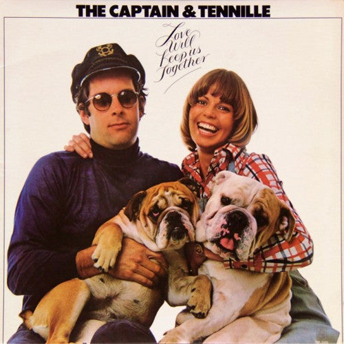 Captain and Tennille Love Will Keep Us Together - vinyl LP