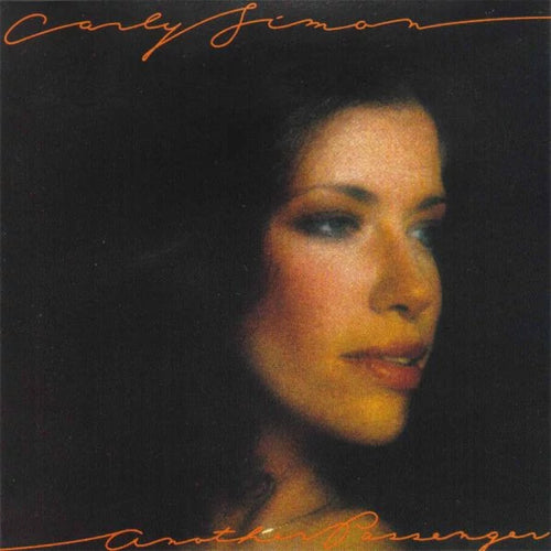 Carly Simon Another Passenger - vinyl LP