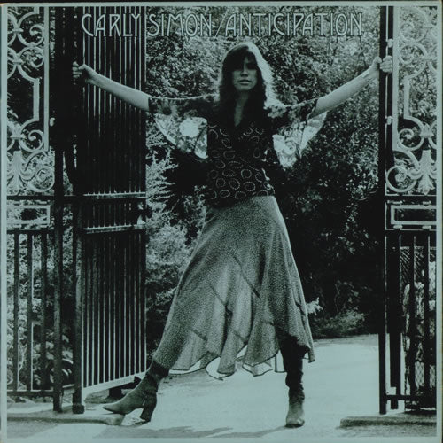 Carly Simon Anticipation - vinyl LP