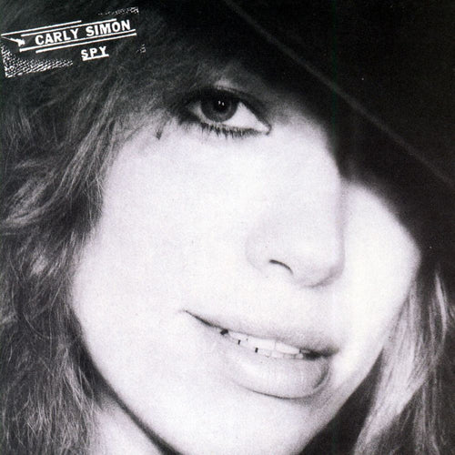 Carly Simon Spy - vinyl LP