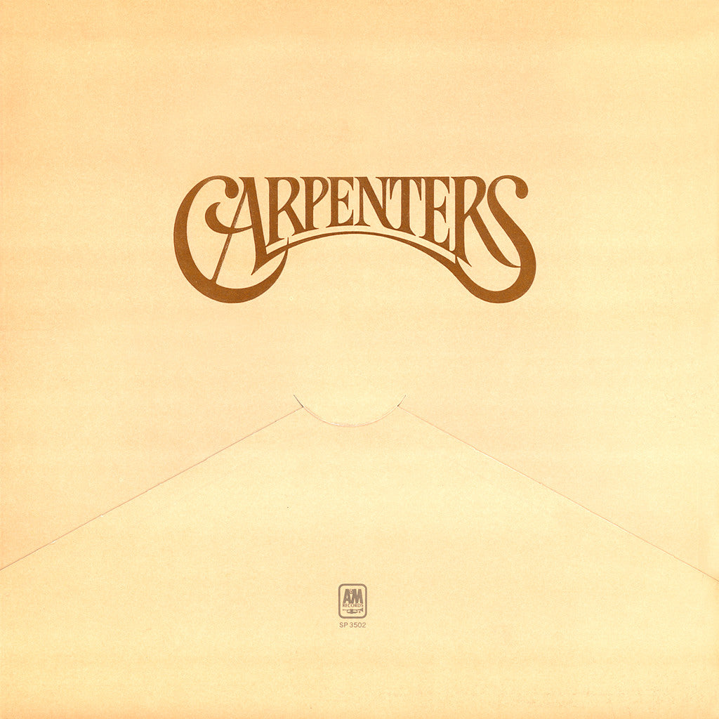 Carpenters - vinyl LP