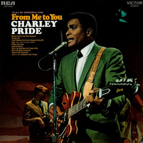 Charley Pride From Me To You - vinyl LP