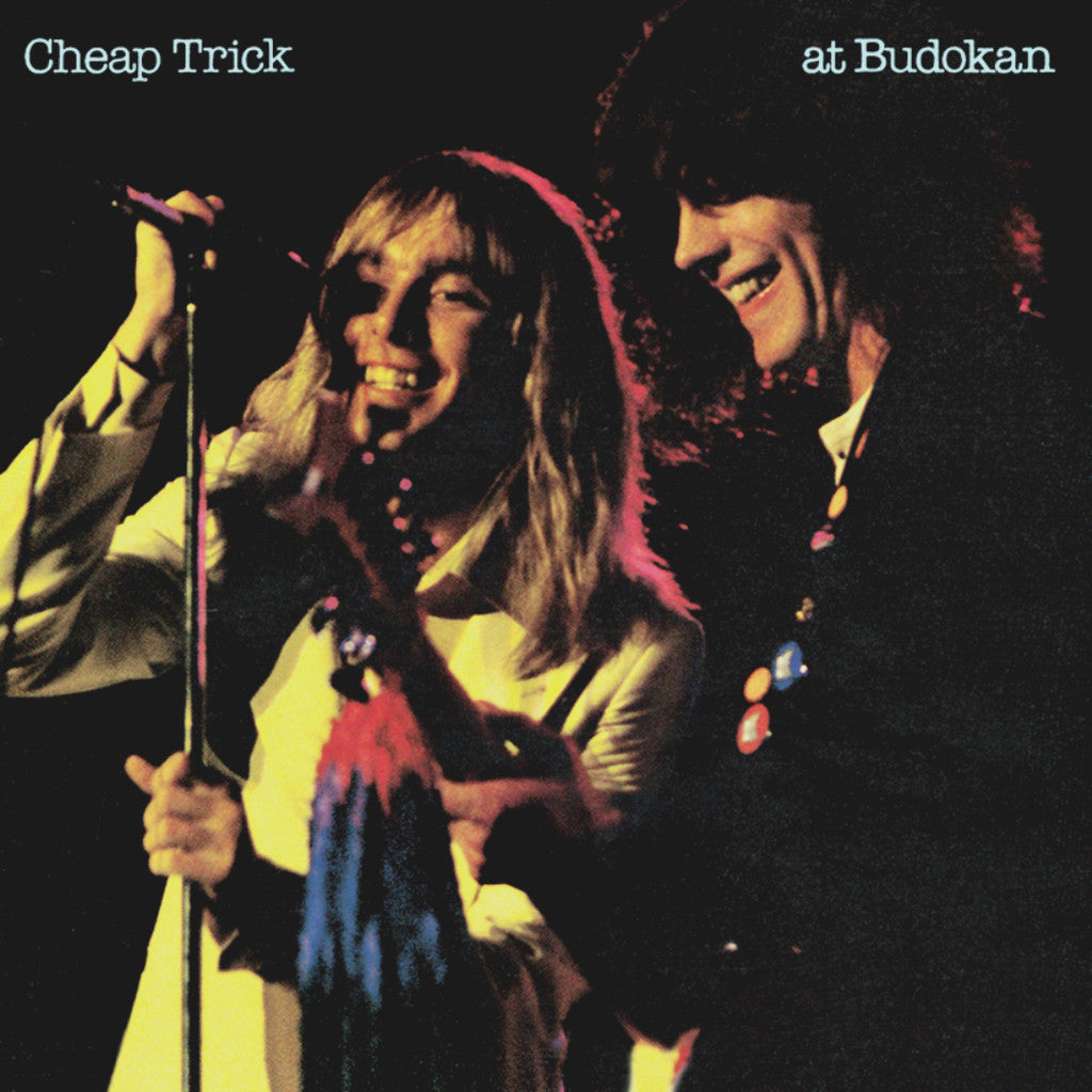 Cheap Trick at Budokan - vinyl LP