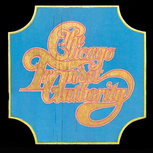 Chicago Transit Authority - vinyl LP