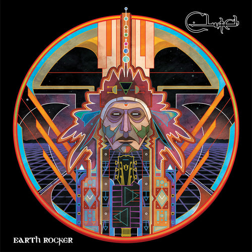 Clutch Earth Rocker - vinyl LP