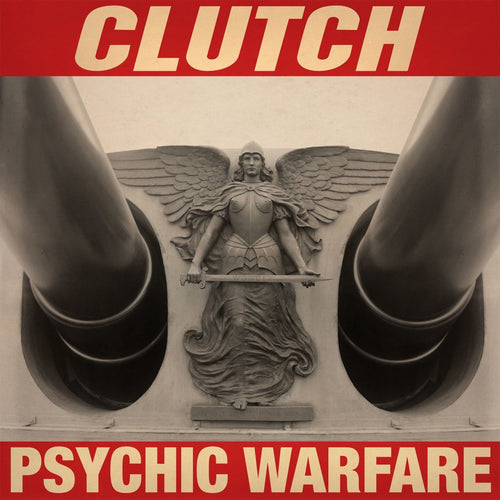 Clutch Psychic Warfare - vinyl LP