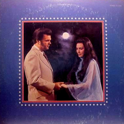 Conway Twitty And Loretta Lynn Lead Me On - vinyl LP
