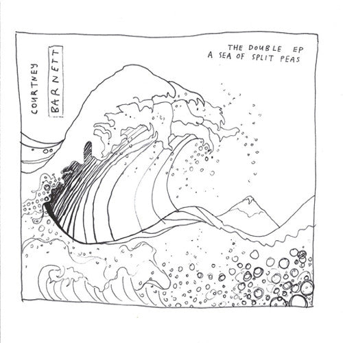 Courtney Barnett A Sea Of Split Peas - double vinyl EP