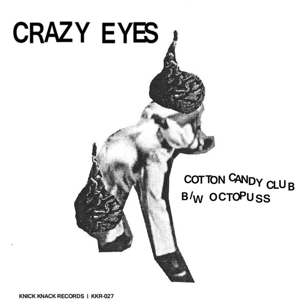 Crazy Eyes Cotton Candy Club - cassette
