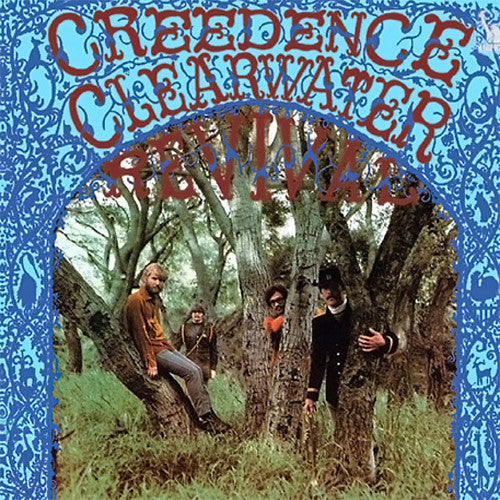 Creedence Clearwater Revival - vinyl LP