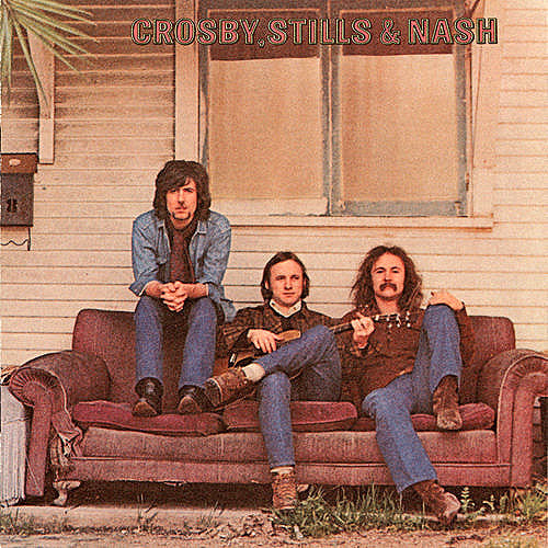 Crosby, Stills & Nash - vinyl LP
