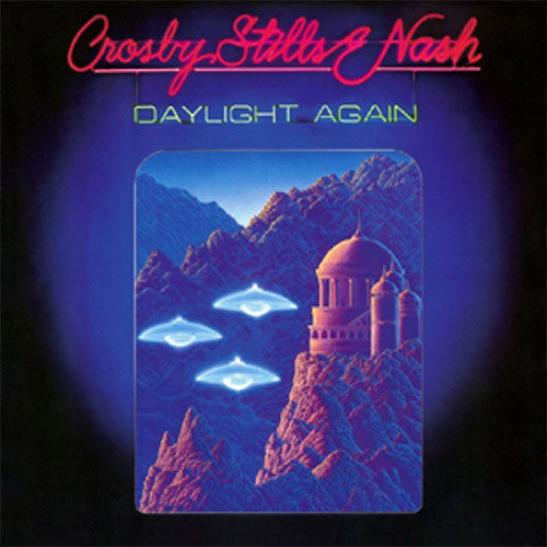 Crosby, Stills & Nash Daylight Again - vinyl LP