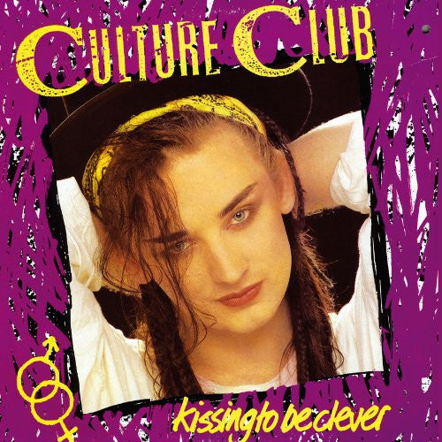 Culture Club Kissing To Be Clever - vinyl LP