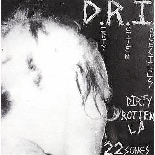 DRI Dirty Rotten LP