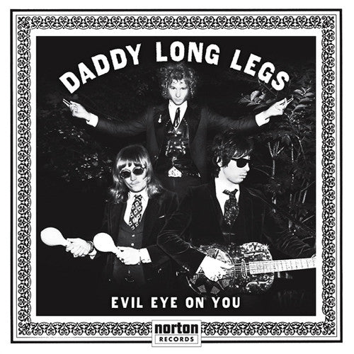 Daddy Long Legs Evil Eye On You - vinyl LP