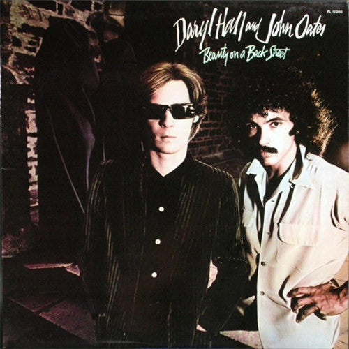 Daryl Hall and John Oats Beauty On A Back Street - vinyl LP