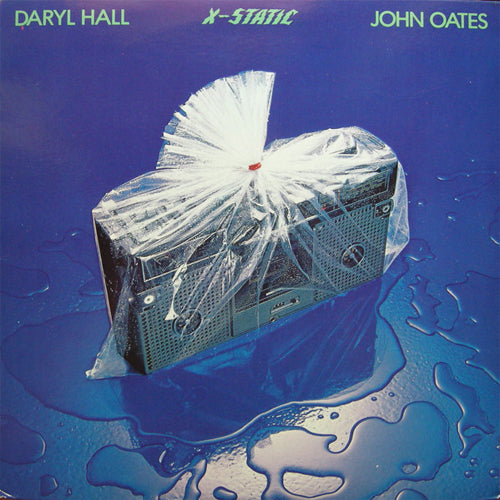 Daryl Hall and John Oats X-Static - vinyl LP