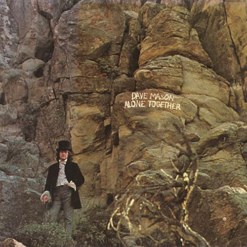 Dave Mason Alone Together - vinyl LP