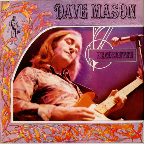 Dave Mason Headkeeper - vinyl LP