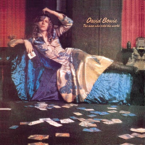 David Bowie The Man Who Sold The World - vinyl LP