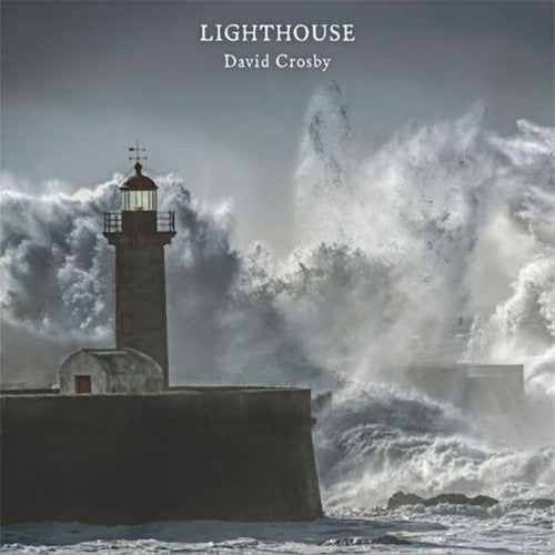 David Crosby Lighthouse - compact disc