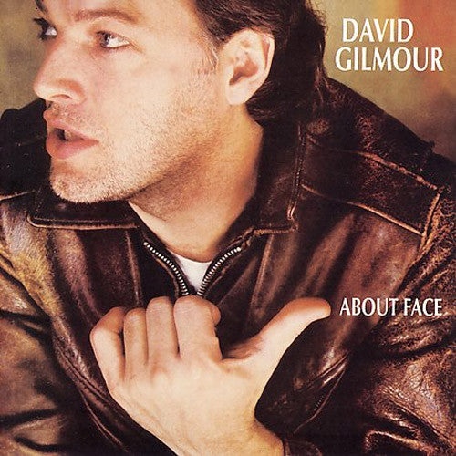 David Gilmour About Face - vinyl LP