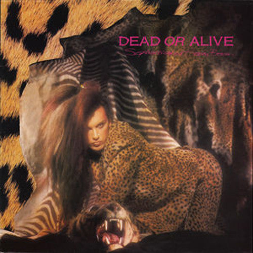 Dead Or Alive Sophisticated Boom Boom - vinyl LP