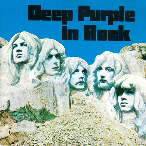 Deep Purple In Rock - vinyl LP