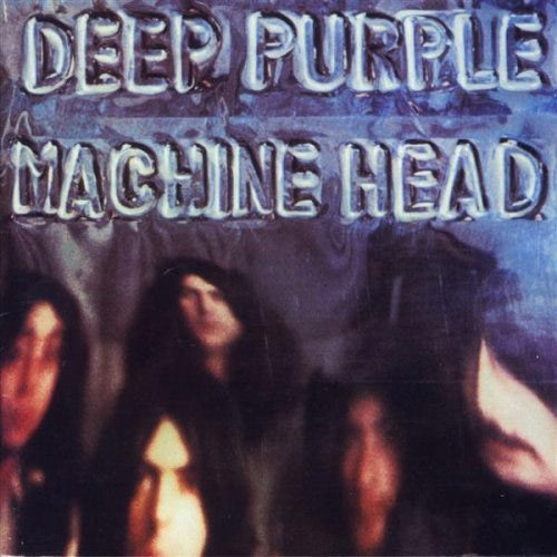 Deep Purple Machine Head - vinyl LP