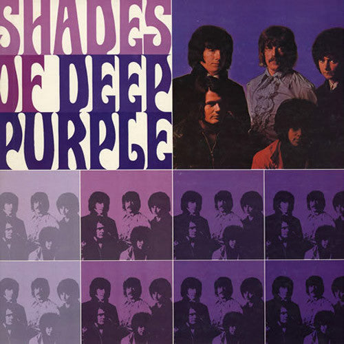 Deep Purple Shades of Deep Purple - vinyl LP