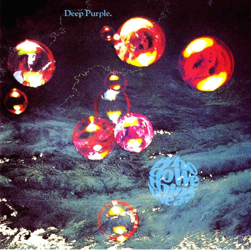 Deep Purple Who Do We Think We Are - vinyl LP