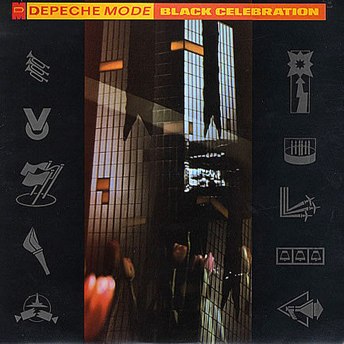 Depeche Mode Black Celebration - vinyl LP