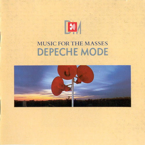 Depeche Mode Music For The Masses - vinyl LP