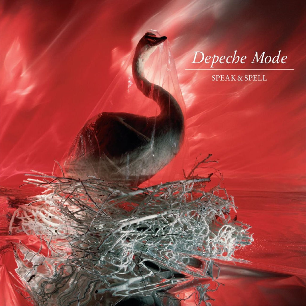 Depeche Mode Speak & Spell - vinyl LP