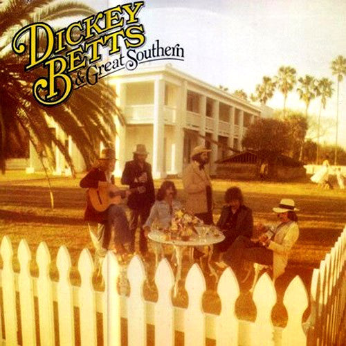 Dickey Betts & Great Southern - vinyl LP