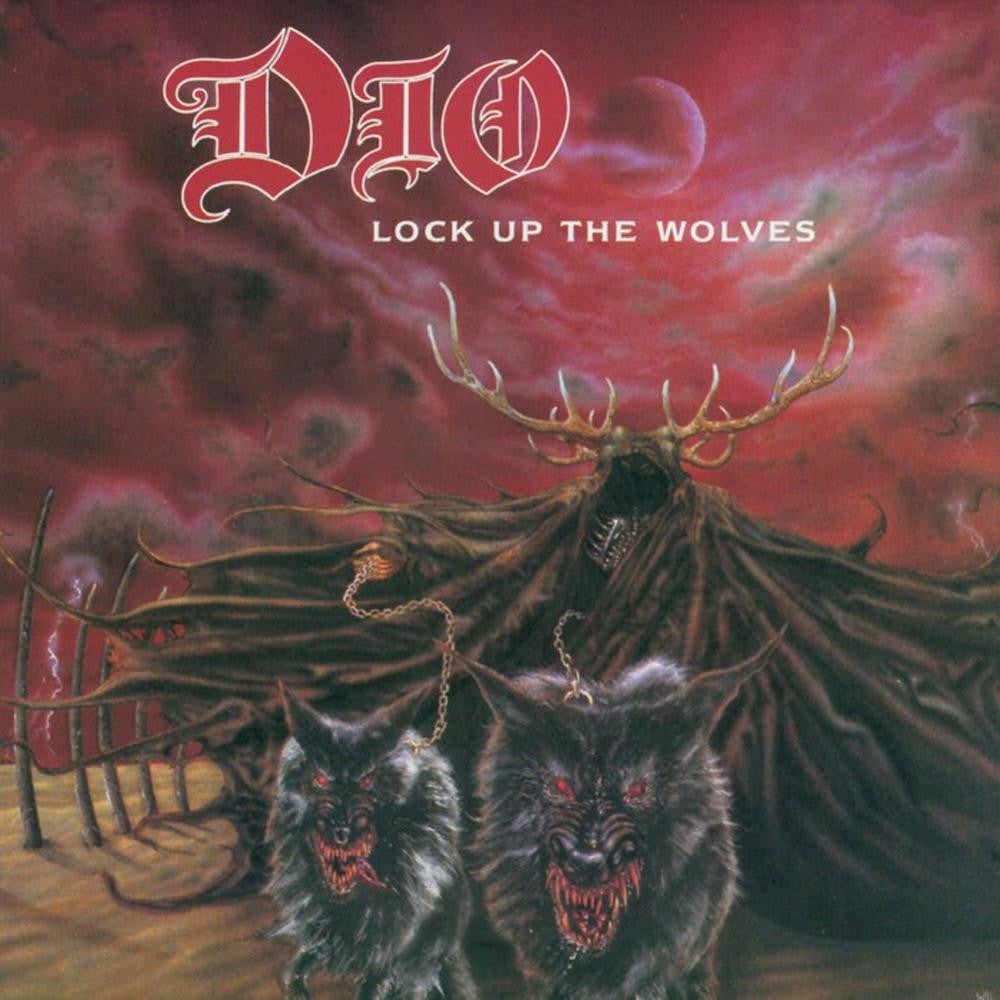 Dio Lock Up The Wolves - cassette