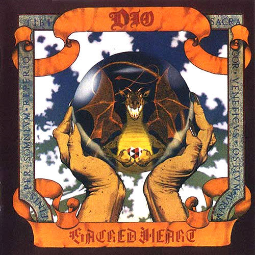 Dio Sacred Heart - compact disc