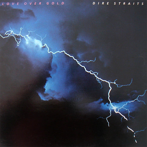 Dire Straits Love Over Gold - vinyl LP