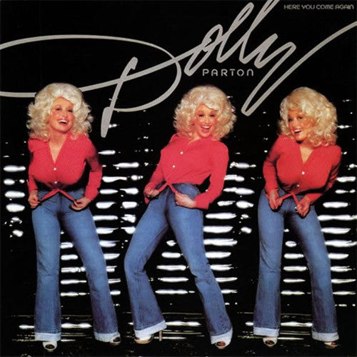 Dolly Parton Here You Come Again - vinyl LP