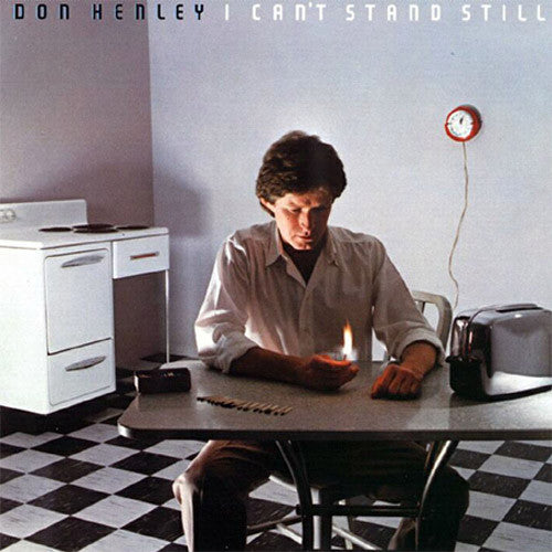 Don Henley I Can't Stand Still - vinyl LP