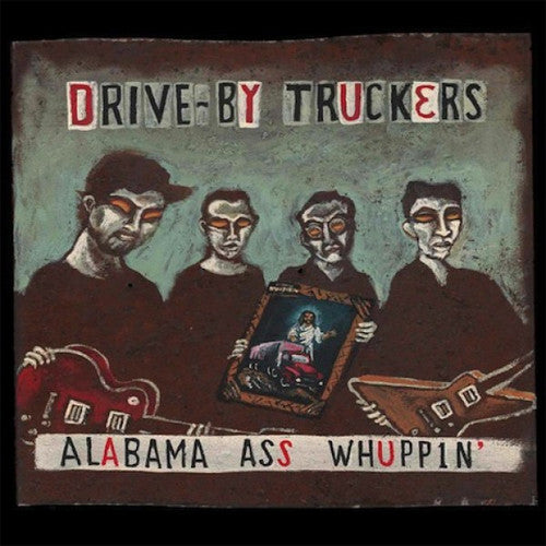 Drive-By Truckers Alabama Ass Whuppin' - vinyl LP