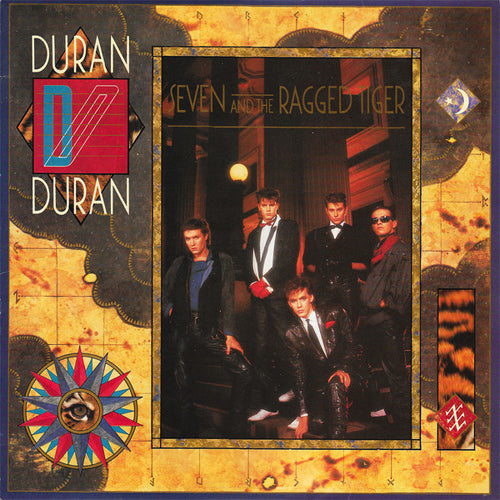Duran Duran Seven and The Ragged Tiger - vinyl LP