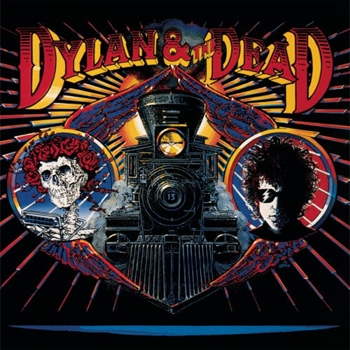 Dylan & The Dead - compact disc