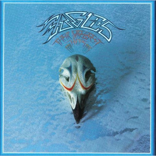 The Eagles Their Greatest Hits - compact disc