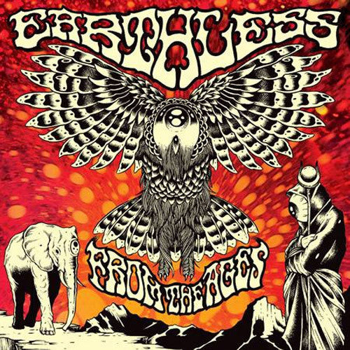 Earthless From The Ages - vinyl LP