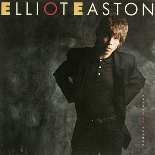 Elliot Easton Change No Change - cassette