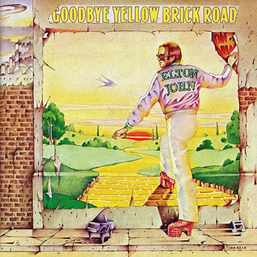 Elton John Goodbye Yellow Brick Road - vinyl LP