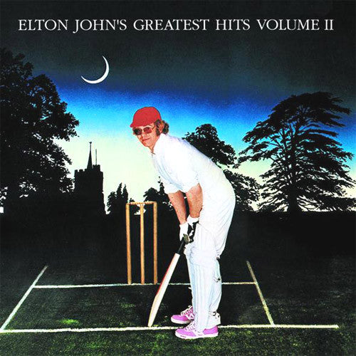 Elton John Greatest Hits Volume II - vinyl LP