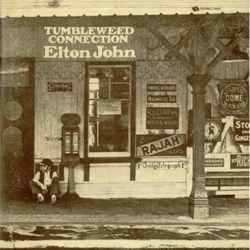 Elton John Tumbleweed Connection - vinyl LP