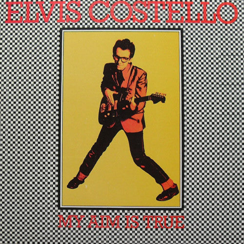 Elvis Costello My Aim Is True - vinyl LP